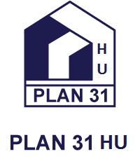 Plan31 Hu Logo